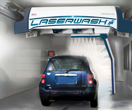 Cruizers Touchless Automatic Car Wash